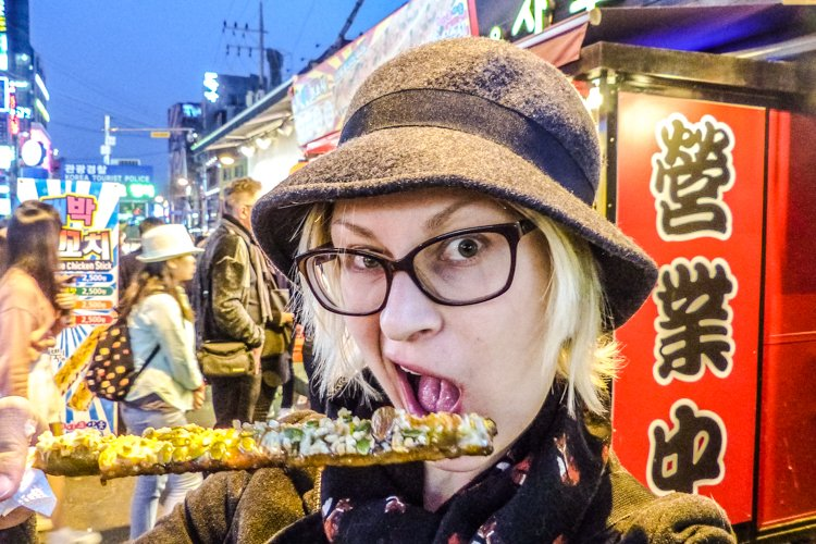 Non-Spicy Korean Food You Should Try in Seoul