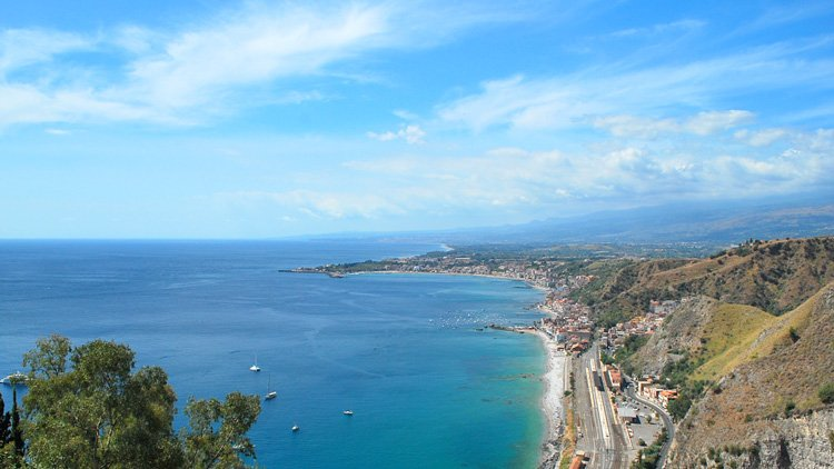 Sicily's Taormina - How to Take a Surprise Trip Without Breaking the Bank