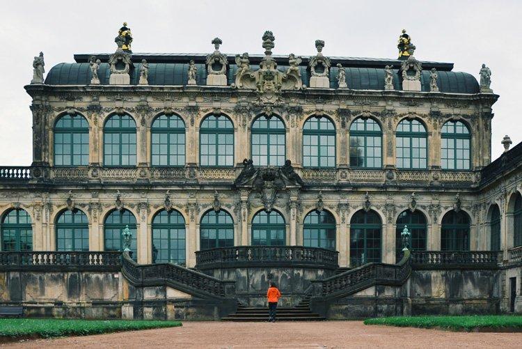 Famous Fairy Tale Castles in Germany - Dresden Zwinger