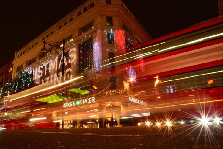 Where to Experience the London Christmas Lights