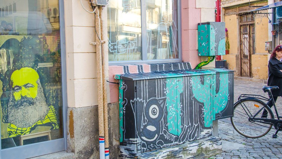 Time Travel and Street Art in Bulgaria – A Photo Diary