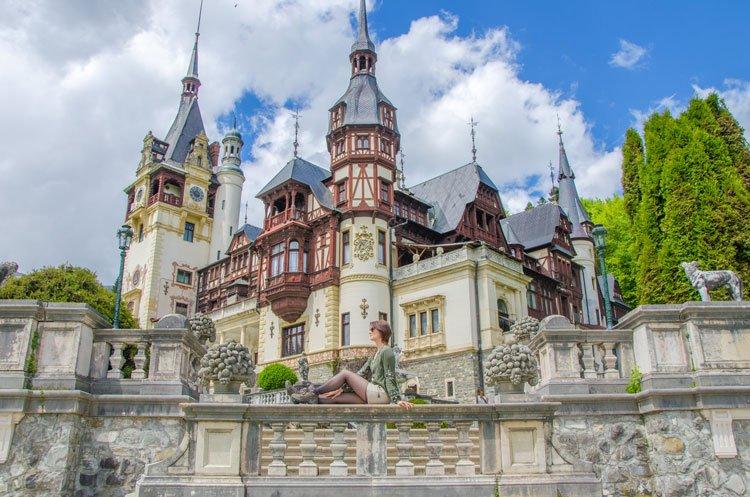Peles Castle & Other Sinaia Romania Day Trip Ideas