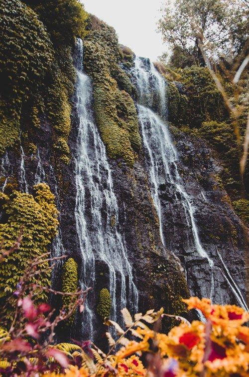 The top 25 Bali Waterfalls - Banyumala Waterfall