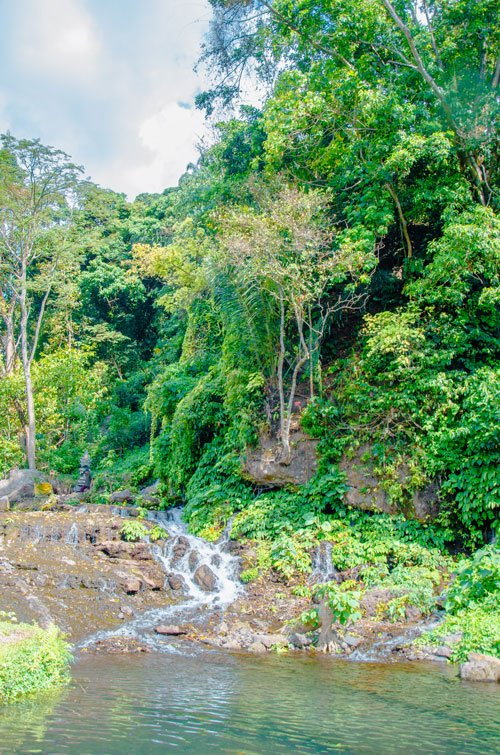 The top 25 Bali Waterfalls - Grombong Waterfall