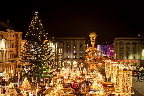 Linz Christmas Market