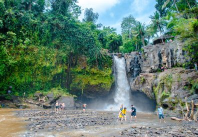Tegenungan Waterfall (Blangsinga Waterfall)