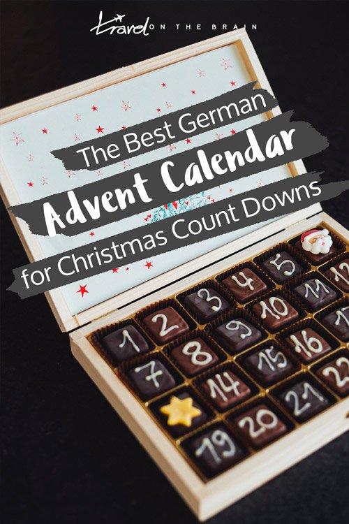 The Best German Advent Calendar for December 2018