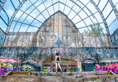 Taman Festival Ghost Town- Bali's Abandoned Theme Park