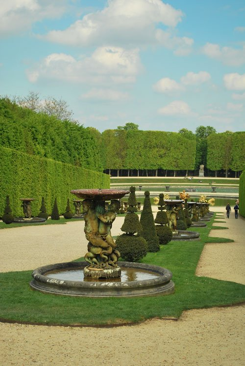 versailles paris garden