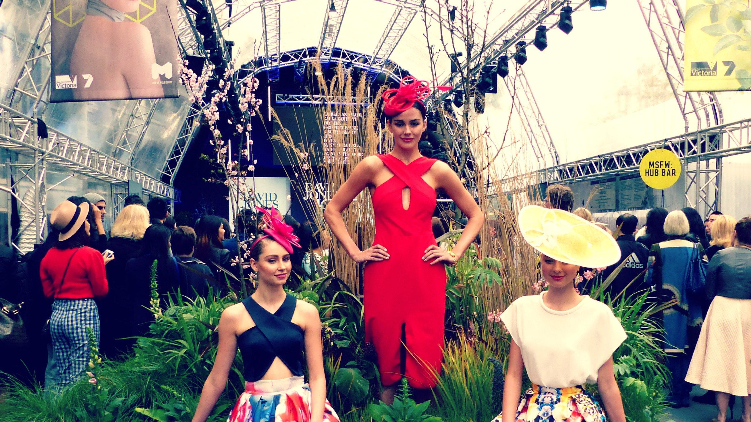 MSFW: The Lucky One