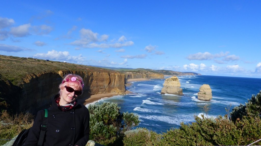 Of a Sow and Piglets and Other Quirky Things along the Great Ocean Road