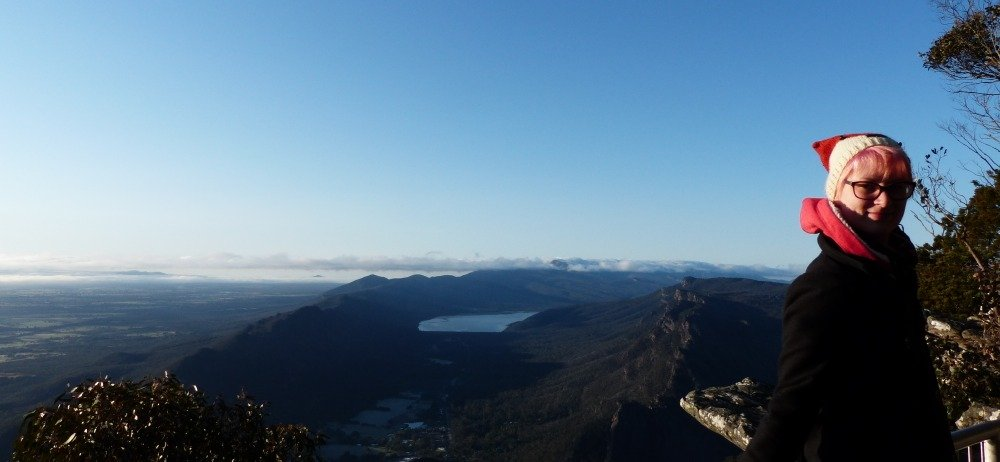 Road Trip Day 2 – Stumbling along the Grampians