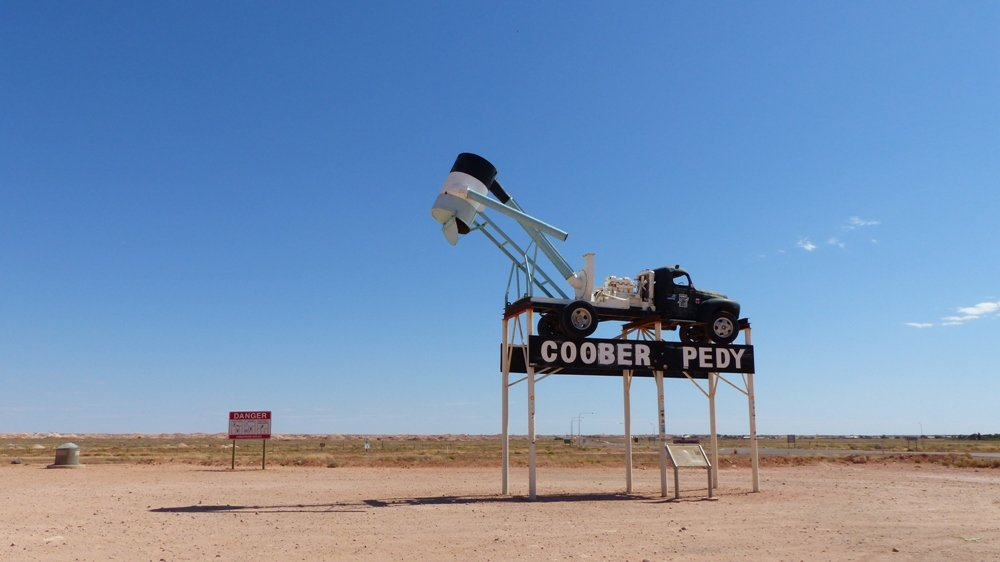 Road Trip Day 4 – Digging up the Dirt in Coober Pedy