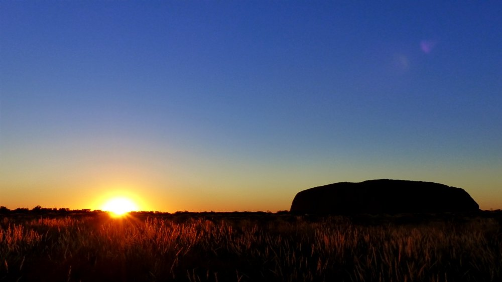 Day 7 – Ayers Rock the Aweinspiring, Magnificent, Unsurpassed…