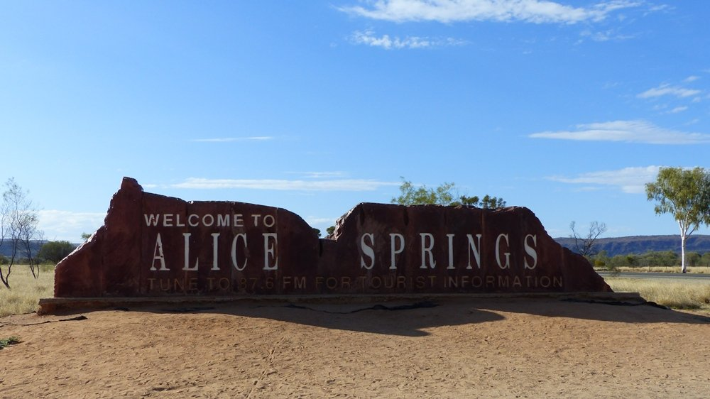 Road Trip Day 9 – Alice Springs