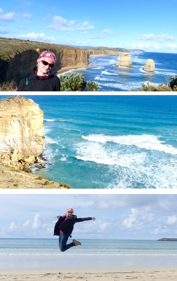 Driving the Great Ocean Road [Road Trip Diary #1]