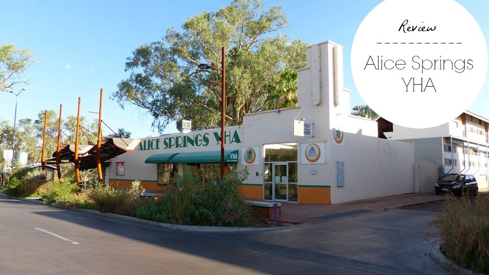 Getting Closer to Australia's Heart at the Alice Springs YHA