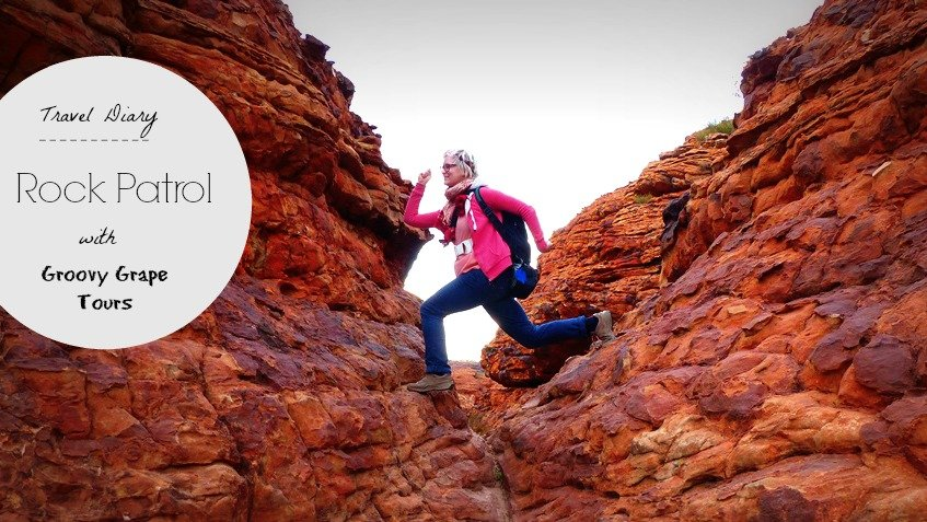 Hiking the Kings Canyon with Groovy Grape Tours