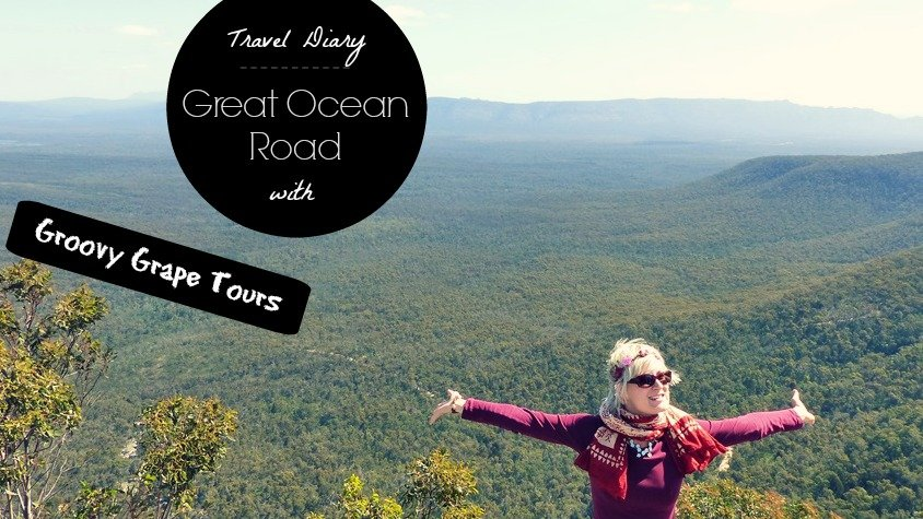 Great Ocean Road Tour Day 2 with Groovy Grape Tours