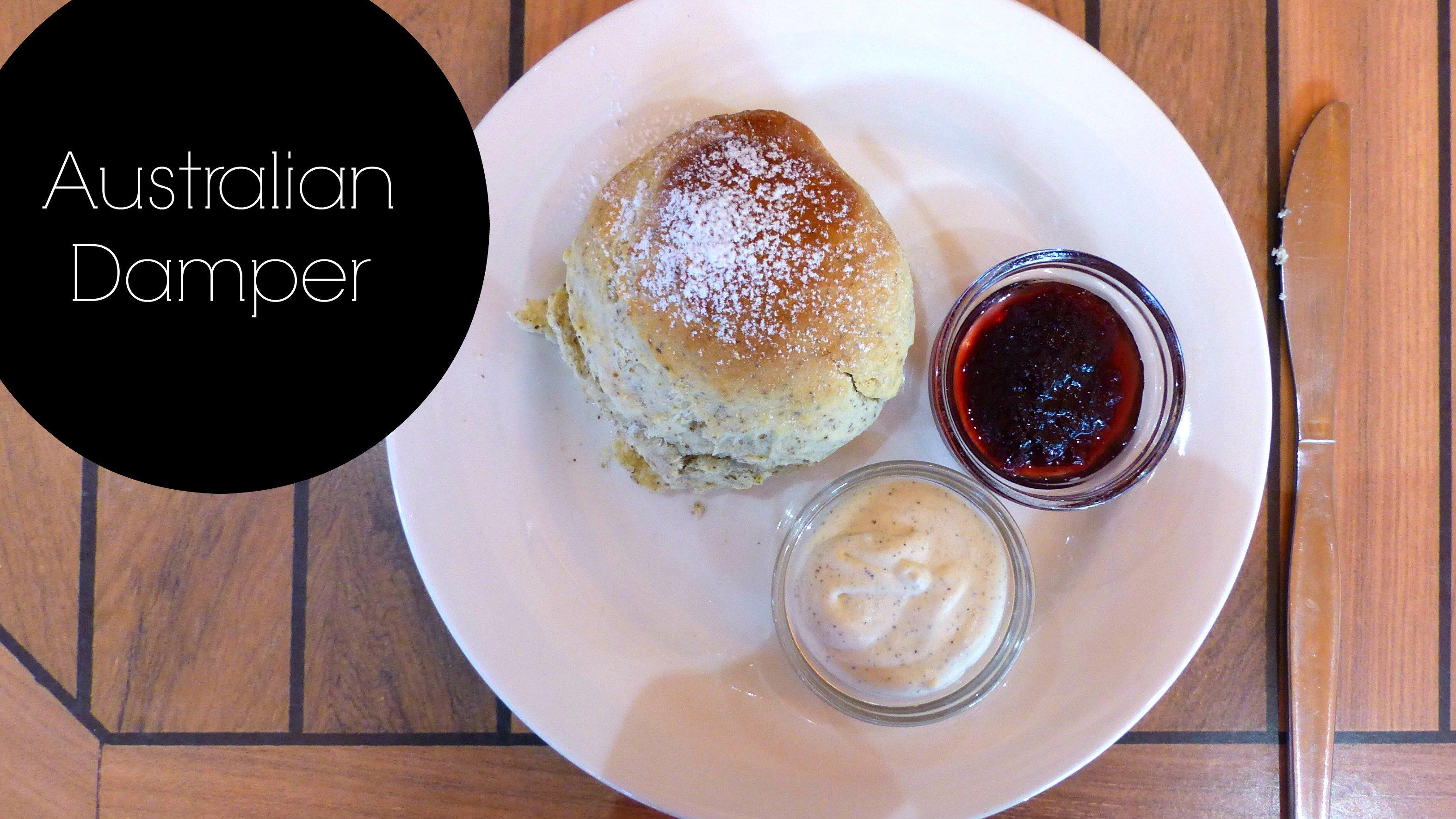 Recipe Corner: Australian Damper