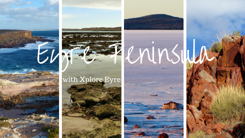 The Eyre Peninsula – From Red Rocks to White Lakes