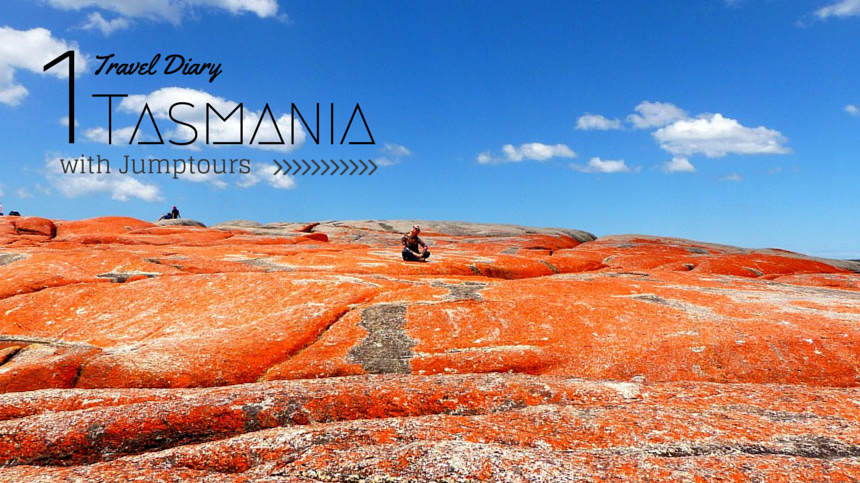 On Fire in Tasmania with Jumptours