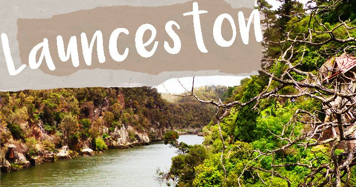 A day trip to Launceston in Tasmania