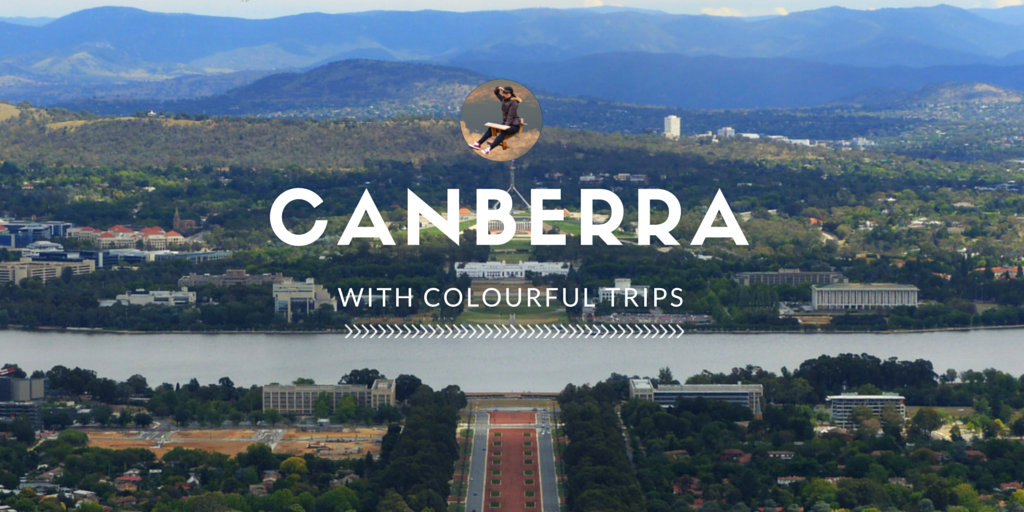 Going Political with Colourful Trips in Canberra