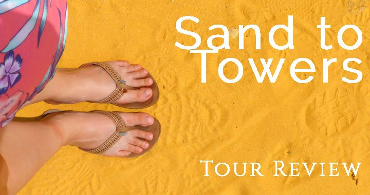 Where the Sand Turns to Towers with Aussie Wanderer
