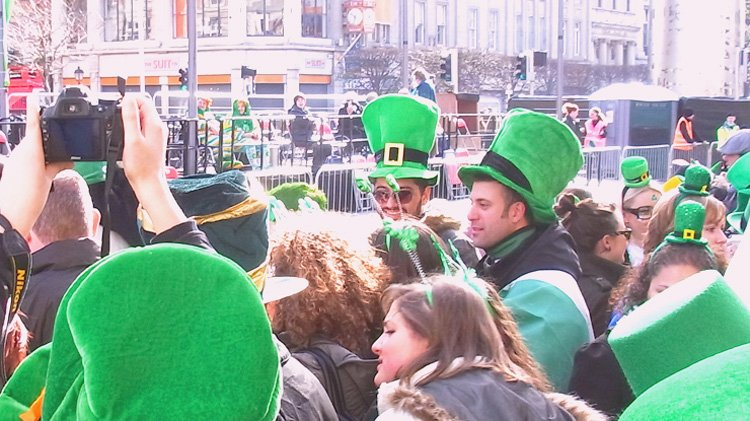 So What Is the St Patricks' Parade? Why is it celebrated and why should I go to Dublin for it?