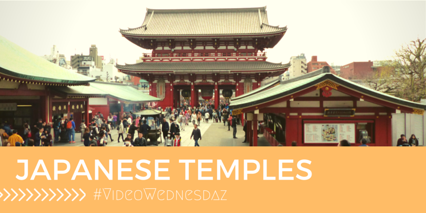 A Quick How to Video Guide to Japanese Temples
