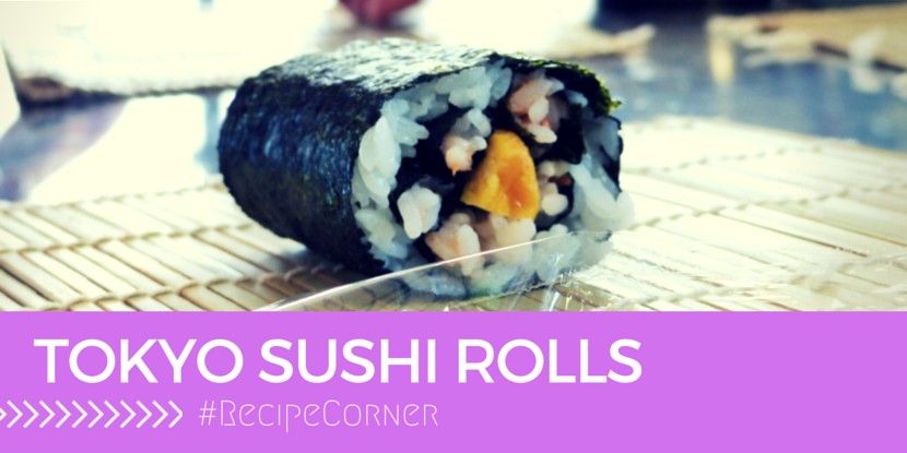 Learn how to Easily Prepare Sushi Roll