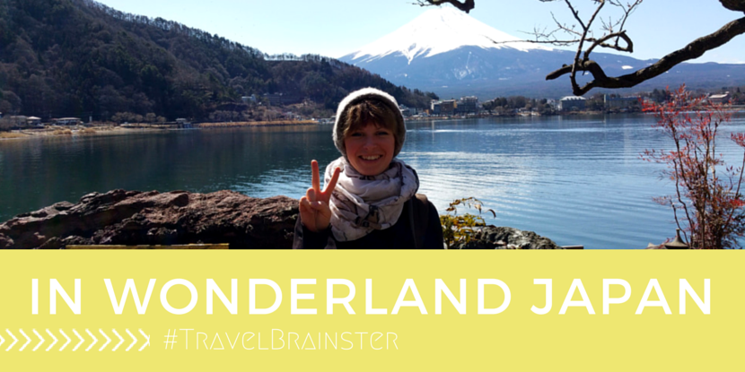 #TravelBrainster: Sabine in Wonderland Japan