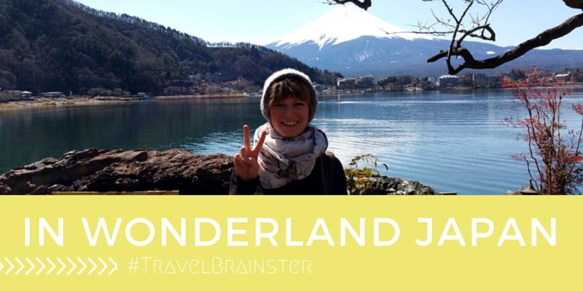 #TravelBrainster: Sabine in Wonderland Japan