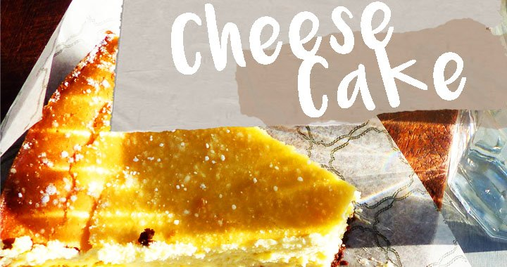 To Cheesecake or Not to Cheesecake – An International Question