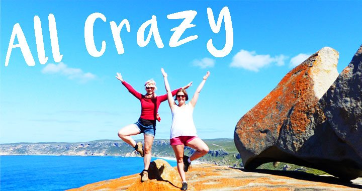 Aren't We all a Little Crazy? – The Strange, Silly and Lovely from You (and Me)!