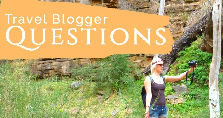 15 Questions Travel Bloggers Hate with a Passion