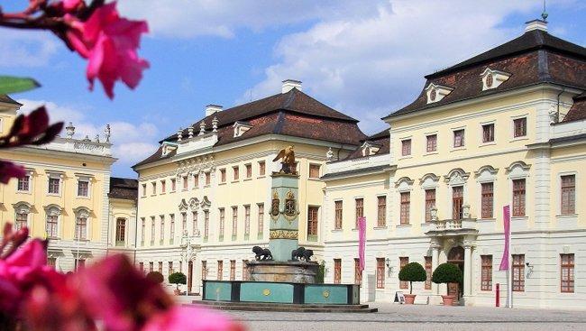 Ludwigsburg Palace near Stuttgart, Germany