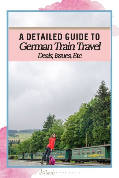 A Detailed Guide to German Train Travel – Deals, Issues, Etc