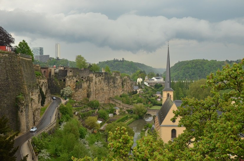 This Is Why Luxembourg is Unexpected – Of Castles, Stars and Brad Pitt // Sponsored