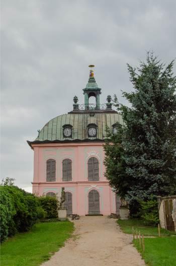 Fasanenschlösschen Castle near Moritzburg, Saxony, Germany