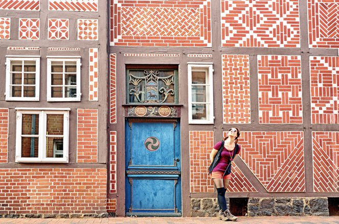 Buxtehude in Altes Land, Germany