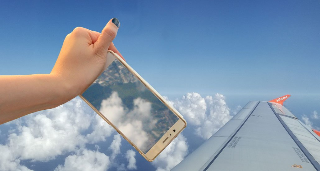 What to Do When Losing Your Phone on an Airplane