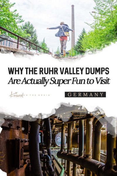 Why The Ruhr Valley Dumps Are Actually Super Fun to Visit