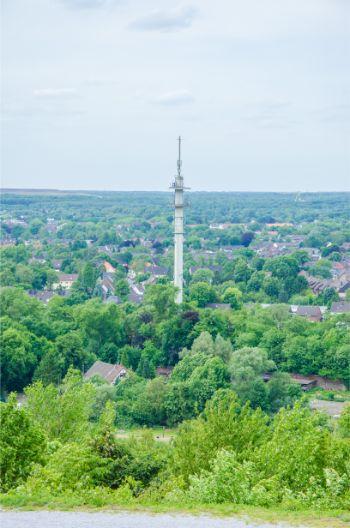 green spaces around the Ruhr Area in Germany