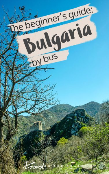 How to Get Around Bulgaria Without a Car