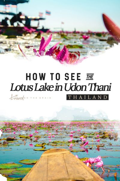 How to See the Red Lotus Lake in Udon Thani - Mini Guide