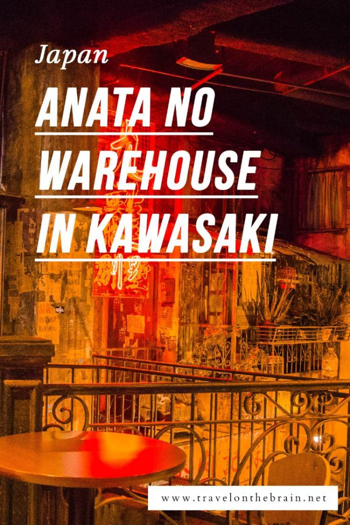 What was Anata No Warehouse in Kawasaki like?