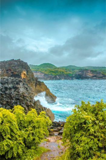 Broken Beach - Bali Nusa Penida Island