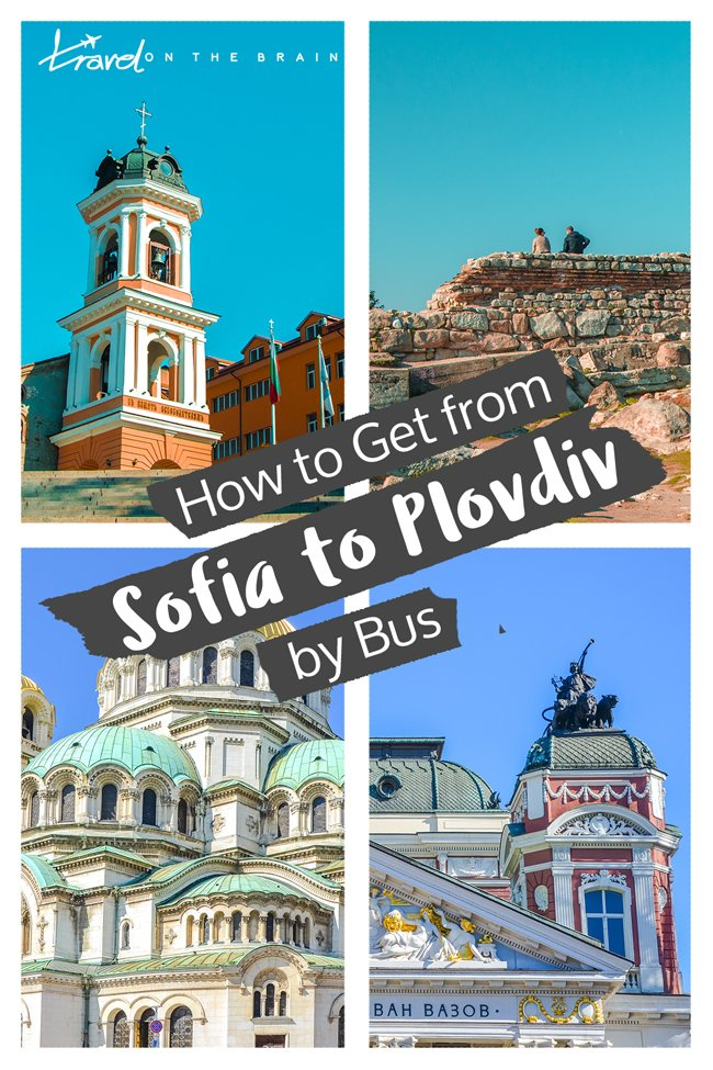 How to Get from Sofia to Plovdiv